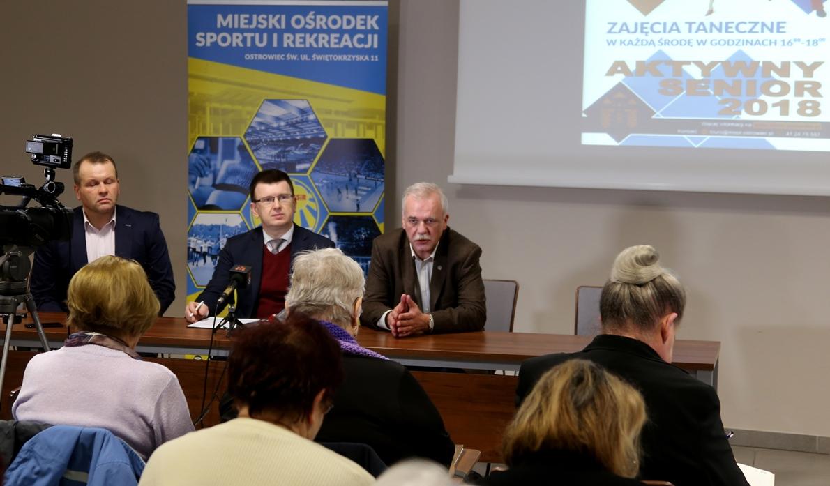 Aktywny Senior konferencja 2