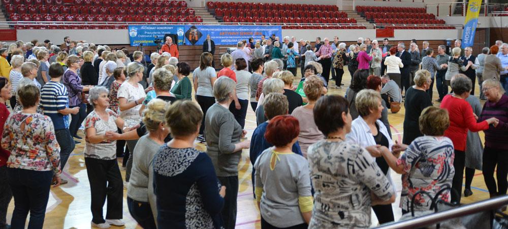 Aktywny Senior taniec 2