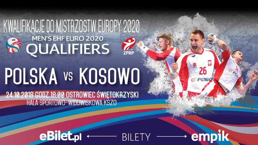 Polska Kosowo slajder
