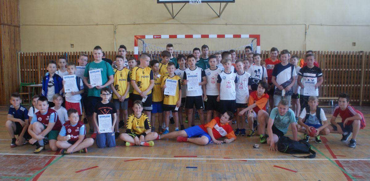 IV Street Handball grupowe
