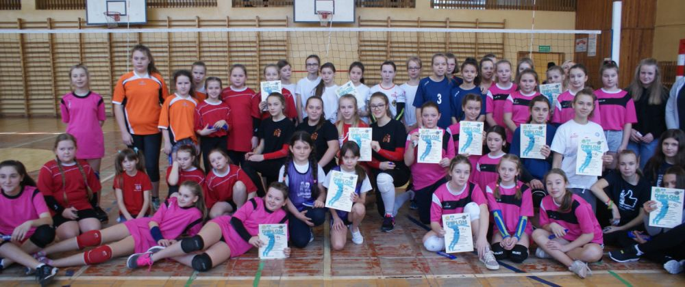 Ostrowiecka Volleymania III