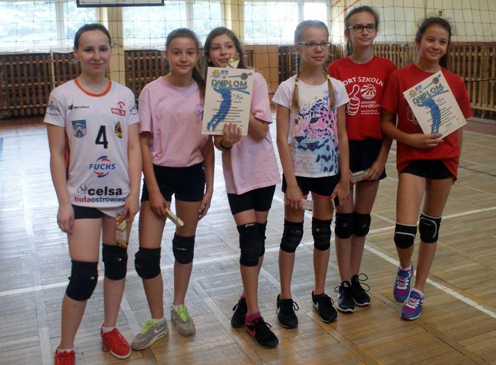 Ostrowiecka Volleymania IV 1