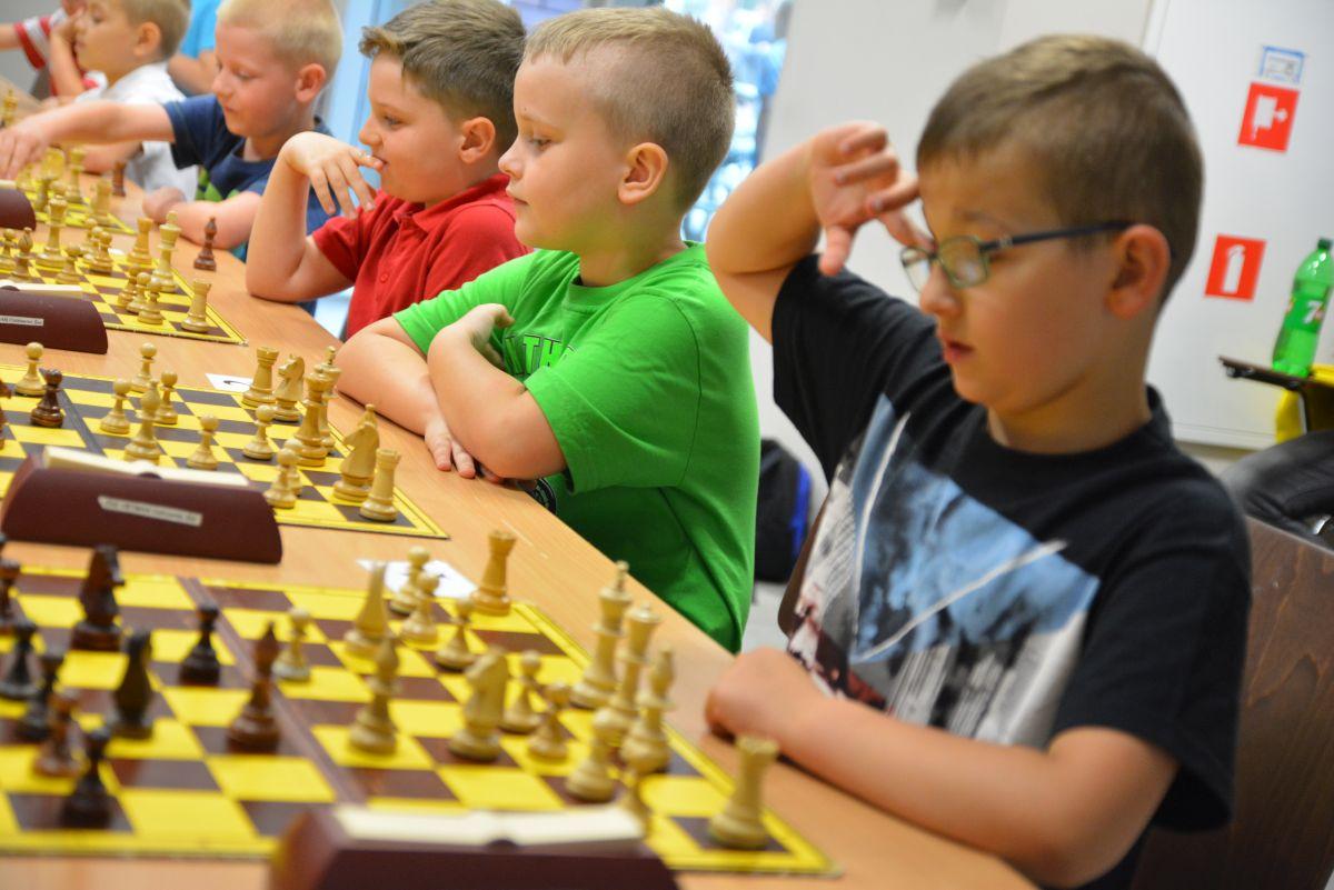 Dni Ostrowca na sportowo Turniej szachowy