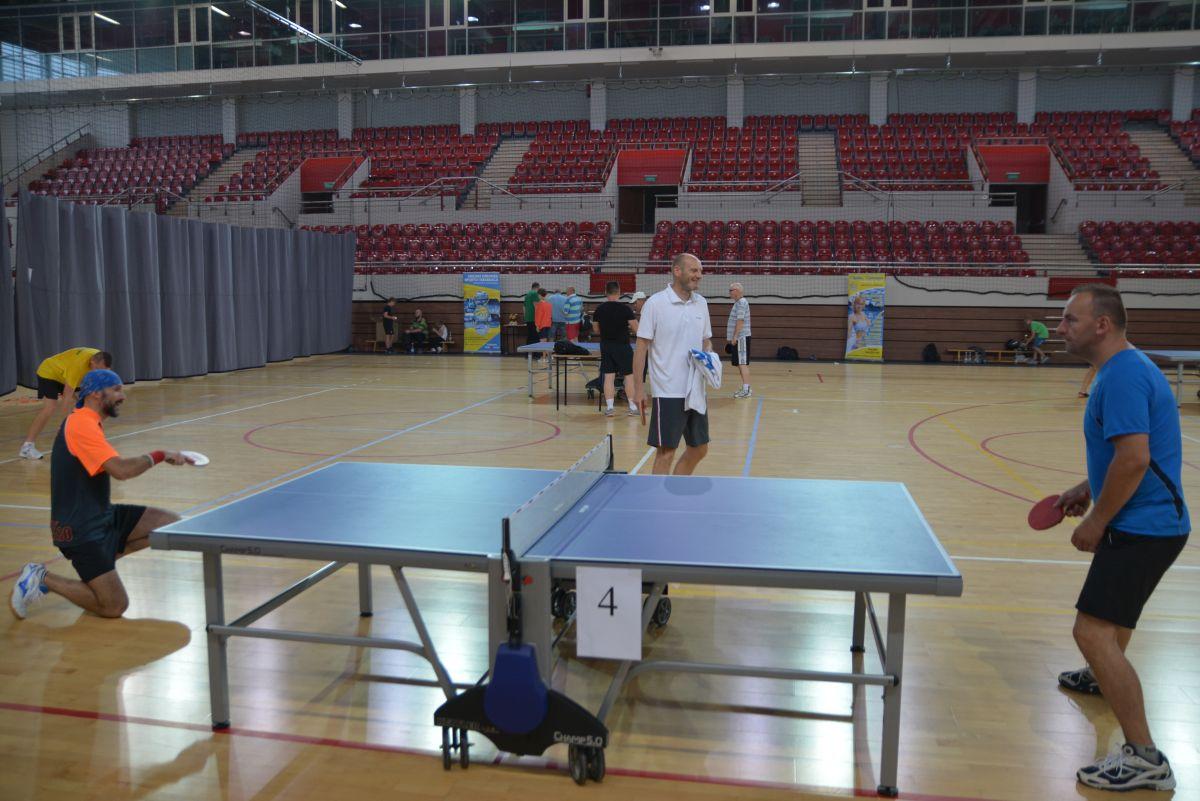 Dni Ostrowca na sportowo Warsztaty tenisa stolowego