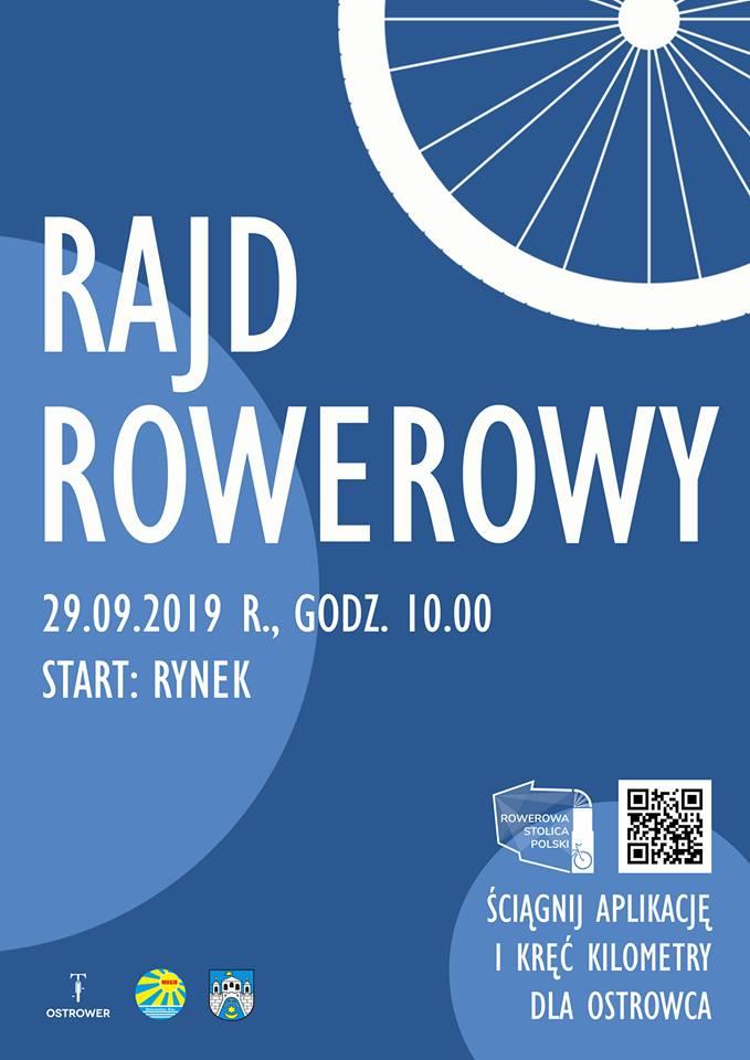 Rajd Rowerowy RSP pion