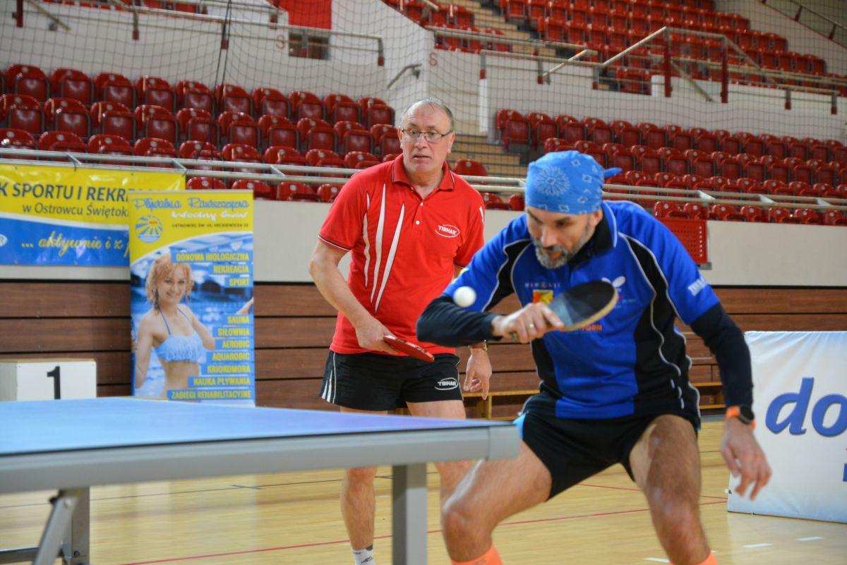 Tenis Stolowy Debel 4