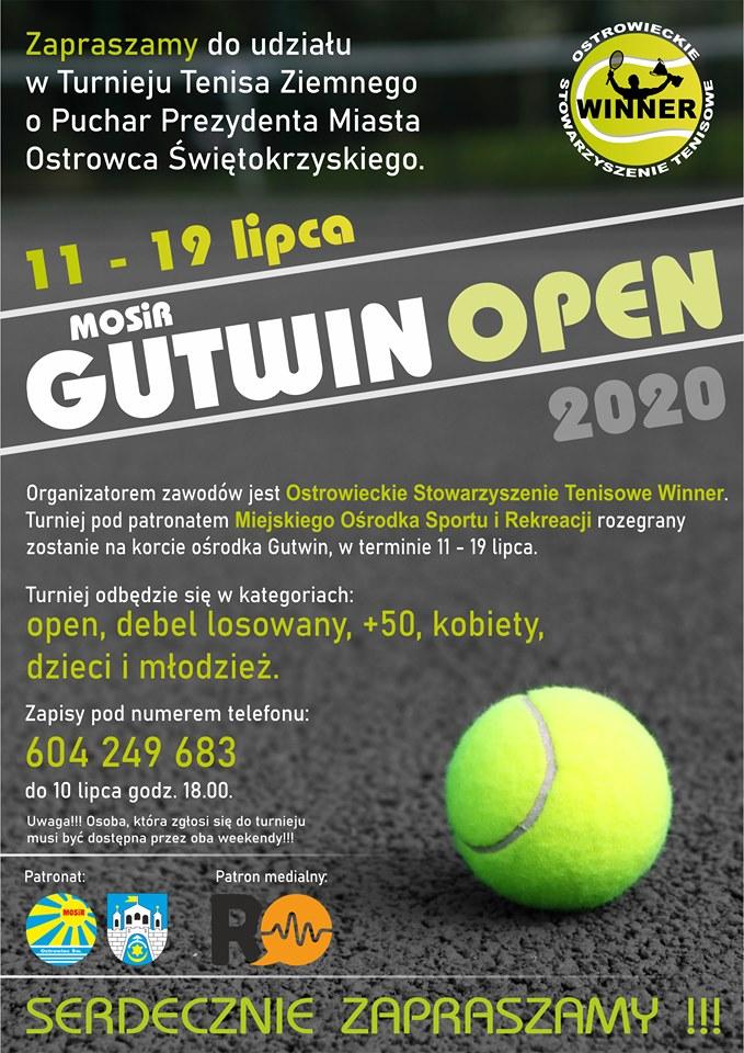 Gutwin Open 2020