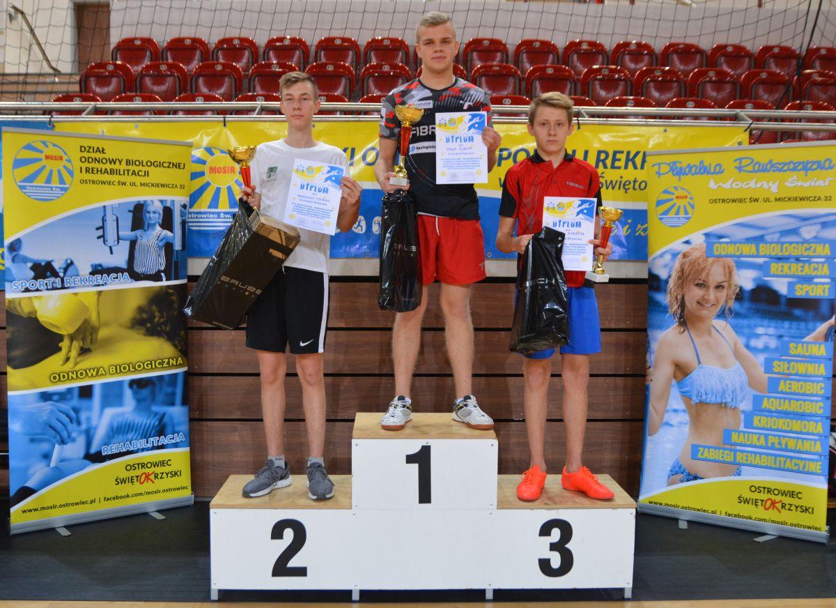 XI Swiateczno Norowoczny Turniej Tenisa Stolowego szkolne 4